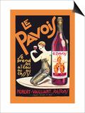 Le Pavois Prints