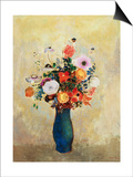 Wildflowers Posters by Odilon Redon