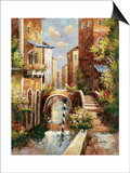 Venice Canal II Posters by Peter Bell