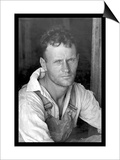 Floyd Burroughs, Cotton Sharecropper Posters by Walker Evans