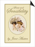 Sense and Sensibility Prints by Jane Austen