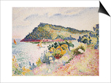 The Black Cape, Pramousquier Bay, 1906 Posters by Henri Edmond Cross