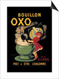 Bouillon Oxo Posters by Leonetto Cappiello