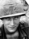 Vietnam US War is Hell Prints by Horst Faas