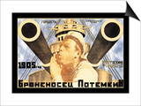 Battleship Potemkin 1905 Prints by Anton Lavinsky