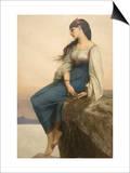 Graziella Prints by Jules Joseph Lefebvre