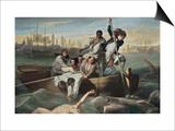 Watson and the Shark Poster by John Singleton Copley
