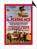 Flying Ace Movie Poster Art