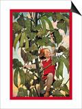 Jack and the Beanstalk Prints by Jessie Willcox-Smith
