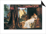 Antony and Cleopatra Prints by Sir Lawrence Alma-Tadema
