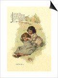 Jack and Jill Posters by Maud Humphrey