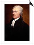 Alexander Hamilton Art by John Trumbull