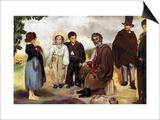 The Old Musician Kunstdrucke von Édouard Manet