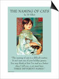 The Naming of Cats Prints