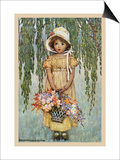 Posy Print by Jessie Willcox-Smith