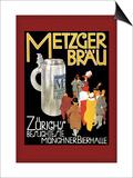 Metzger Blau Art