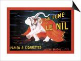 Je Ne Fume Que le Nil Posters