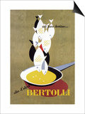 Bertolli Olive Oil Print by Erberto Carboni