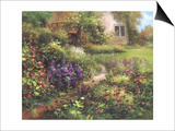 The Secret Garden Prints by  Gabriela
