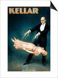 Kellar: Levitation Print