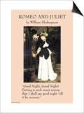 Romeo & Juliet Plakaty