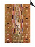 Frieze Posters by Gustav Klimt
