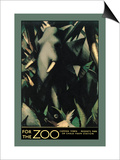 For the Zoo Posters