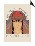 Republica Espanola Prints