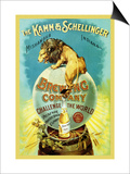 The Kamm and Schellinger Brewing Company: Challenge the World Posters