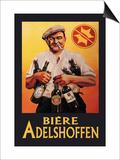 Biere Adelshoffen Prints