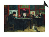 Chinese Restaurant Prints by John Sloan