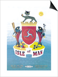 Isle of Man Prints by Daphne Padden