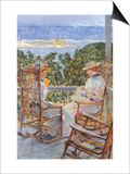 Ten Pound Island Posters by Childe Hassam