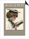 Achievement Prints