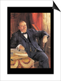 Stephen Grover Cleveland Print