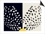 Poppy Over Easy Prints by Belen Mena