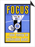 Focus Posters
