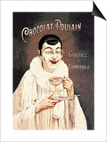Chocolat Poulain: Taste and Compare Prints