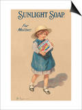 Sunlight Soap For Mother Posters