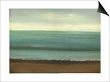 Calm Sea Art by Caroline Gold