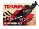 Tchapaief: The Red Guerrilla Art by Josep Renau Montoro
