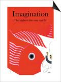 Fantasi, på engelsk Posters