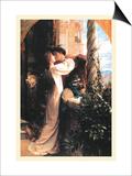 Romeo i Julia Plakaty autor Frank Bernard Dicksee