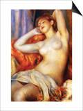 The Sleeping Posters by Pierre-Auguste Renoir