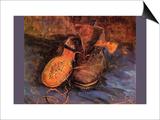 Apair of Shoes Posters by Vincent van Gogh