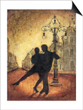Tango Romance Posters by Tina Chaden