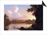 Catskill Creek Prints by Frederic Edwin Church