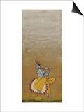Krishna Fluting Posters