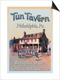 Tun Tavern Prints