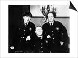 The Three Stooges: Law and Order Print